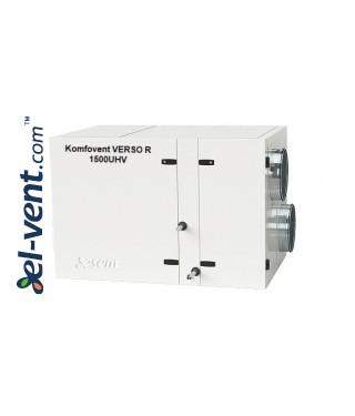 Приточно-вытяжная установка Verso-R-1500-U-H-V, 1530 м³/ч
