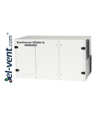 Приточно-вытяжная установка Verso-4000-U-H-V, 3500 м³/ч