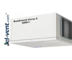 Oro tiekimo įrenginys Verso-S-3000-F, 3800 m³/h