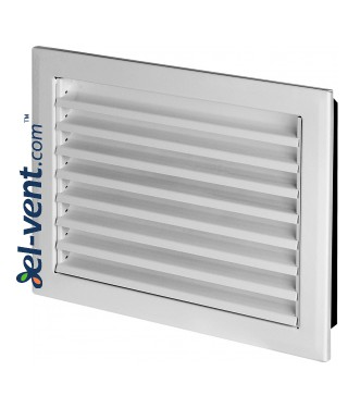 Outdoor vent covers galvanized Line MP
