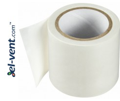 Adhesive PVC tape for plastic ducts sealing, 5.0 cm x 5 m, TAP