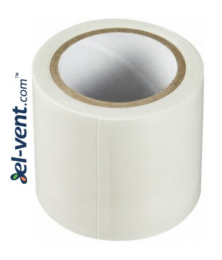 Adhesive PVC tape for plastic ducts sealing, 5.0 cm x 5 m, TAP - An example