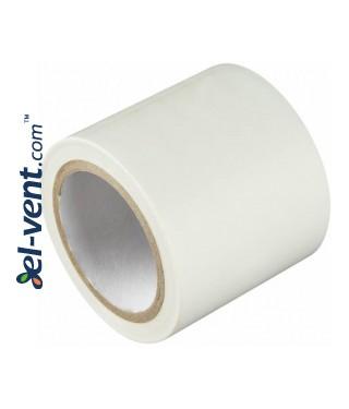 Клейкая лента ПВХ для герметизации пластиковых воздуховодов, 5.0 cм x 5 м, TAP - изображение