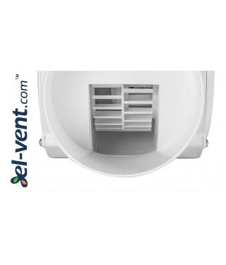 Išcentriniai kanaliniai ventiliatoriai TURBINA - sparnuote