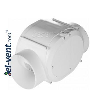 Išcentriniai kanaliniai ventiliatoriai TURBINA
