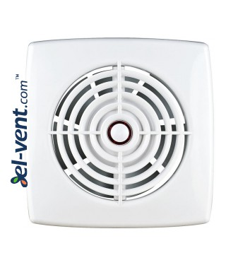Extract fan with timer RETIS - Front view