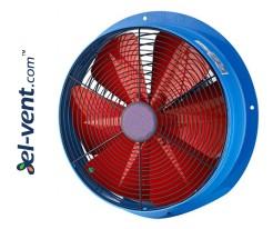 Axial fan EBSM350, Ø374 mm