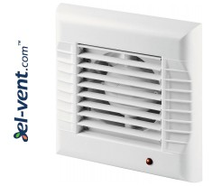 Exhaust fans with automatic shutter A-MATIC