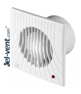 Ceiling fan with pull switch cord EWA100W, Ø100 mm