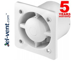 Super silent and enertgy-efficient bathroom fans with ball bearings SISTEMA+