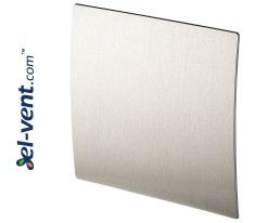 Interjerinis dangtelis PES100 - ESCUDO silver