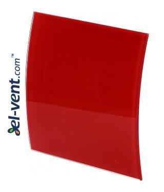 Interior panel PEGR100P - ESCUDO GLASS red glossy