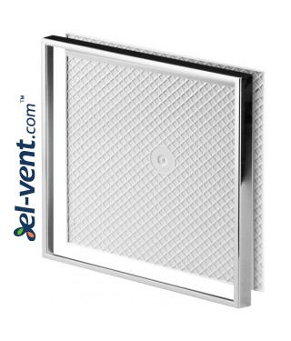 Fan panel PI100/125 - for tile