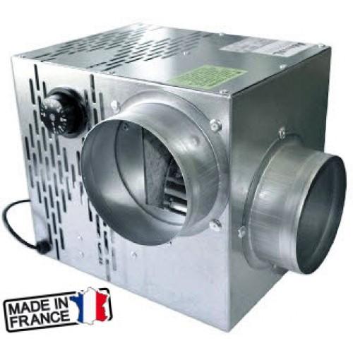 Heat Exchanger With Blower : Fireplace blower fan kov el vent