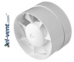 Duct fan with ball bearings TURBO150, Ø150 mm