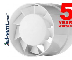 Duct fans with ball bearings TURBO