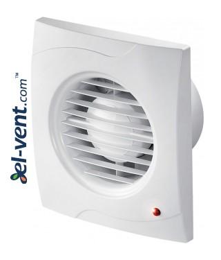Bathroom fan VECCO100, Ø100 mm