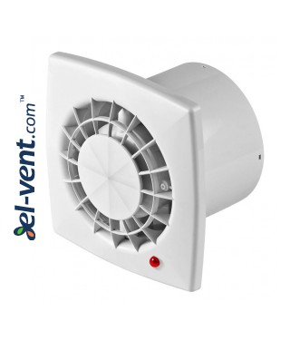 Whole house fan with ball bearings and pull switch cord VEGA100W, Ø100 mm