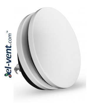 Air diffuser DPN100, Ø100 mm