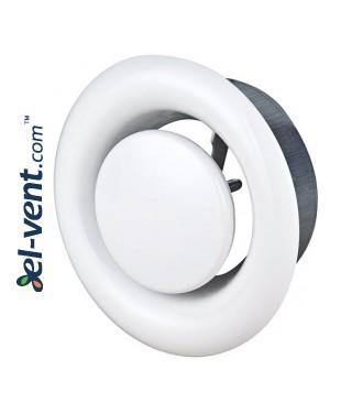 Air diffuser EDI100, Ø100 mm