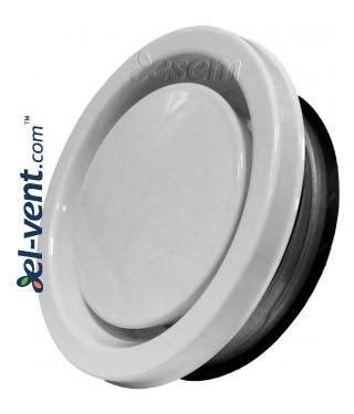 Accoustic air exhaust valves Silent DINN