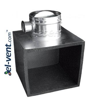 SQUARE-A BOX difuzoriaus dėžė