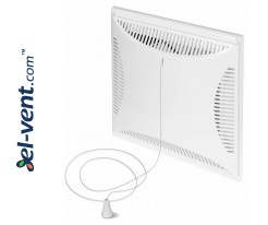 Adjustable vent covers TVS