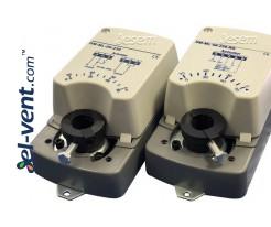 Air damper actuator DAMPER A