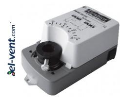 Ventilation equipment controllers