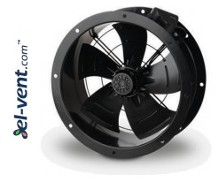 Axial duct fans Axia AI ≤11300 m³/h