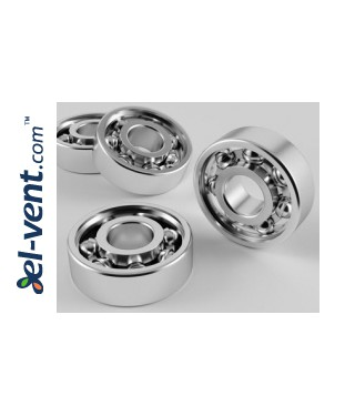 Ventilation units CV-2P ≤8000 m³/h - ball bearings