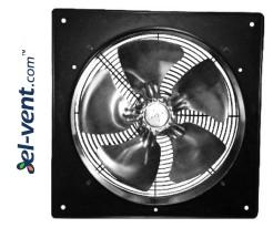 Axial fans Axia LD ≤1700 m³/h