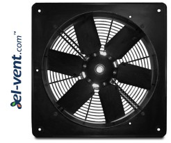 Axial fans Axia MD ≤9000 m³/h