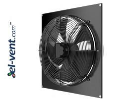Axial fans Axia TT - Techno Type ≤11200 m3/h