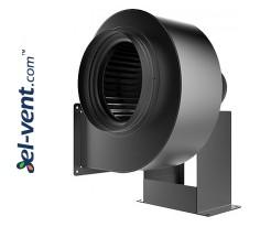 Silenced centrifugal fans CS ≤9500 m3/h