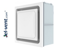 Integrated centrifugal bathroom fans DIVERSO IN