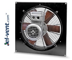 Explosion proof axial fans EB EX-ATEX  ≤4500 m³/h