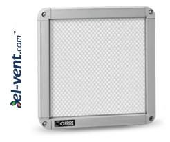 Protective ventilation grilles