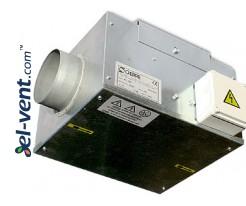 Išcentriniai kanaliniai ventiliatoriai ILR ≤1650 m³/h