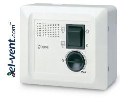 Ventiliatoriaus greičio reguliatorius su reversu RG 5 AR 0.4 A, 100 W
