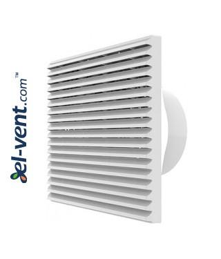 Elektros spintų ventiliatoriai RC 20.32 320x320 mm, 520 m3/h