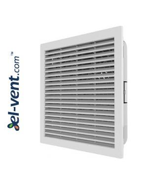 Вентиляторы для электрических шкафов RCQ 370.25 250x250 мм, 300 м3/ч
