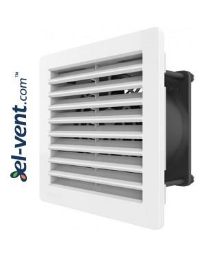 Elektros spintų ventiliatoriai RCQ 50.11 110x110 mm, 35 m3/h