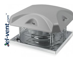 Centrifugal roof fans TXC ≤1550  m³/h