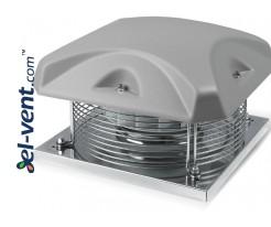Центробежные крышные вентиляторы TXC ≤1550 м³/ч