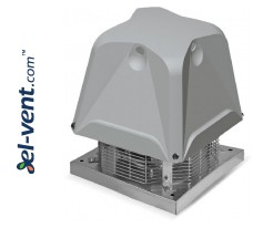 Centrifugal roof fans TXC ≤18800 m3/h