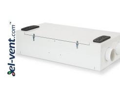 Heat recovery unit Oxygen X-Air, 191 m³/h