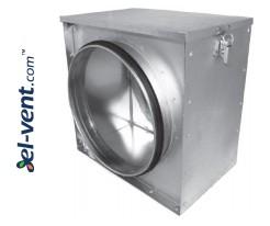 Air filter box OFD