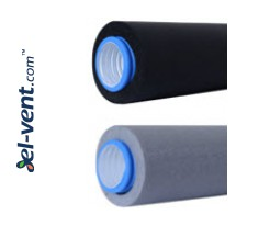 Insulation sleeves for HDPE ducts
