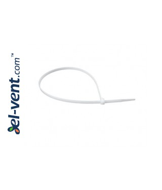 Nylon band clips NAS430/4.8/100, (100 pcs.)